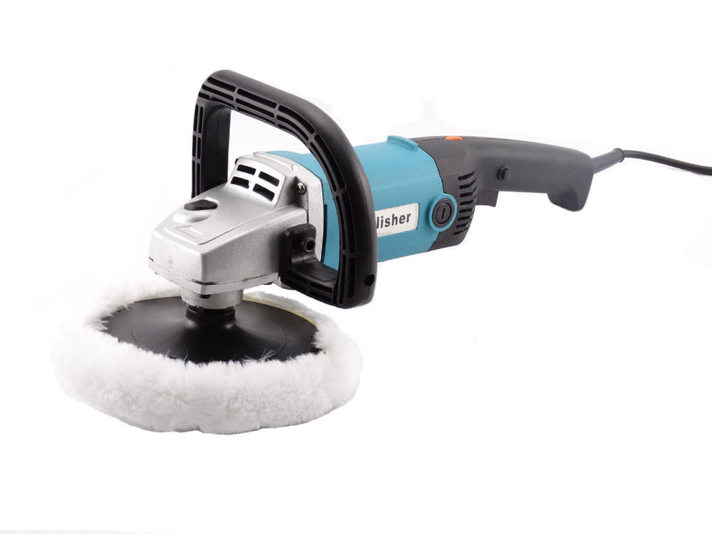Electric Polisher Buffing Machine Rotary Sander Shine Car 180mm