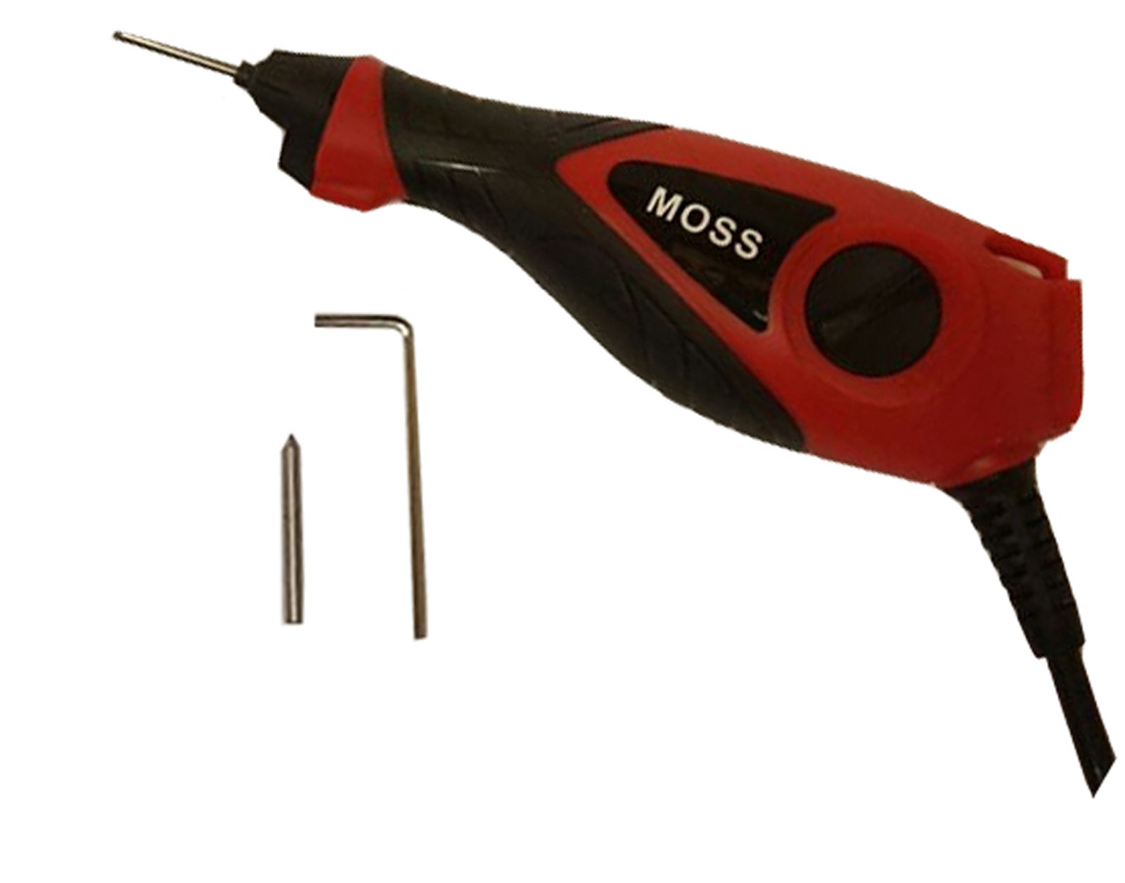 Moss Electric Floor Wall Grout Out Removal Rotary Tool Rake Tool